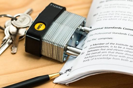 Zabezpieczenie dokumentacji firmowej